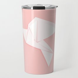 Origami dove Travel Mug