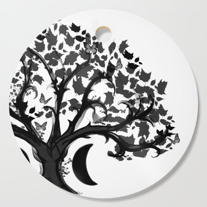 The Zen Tree Cutting Board
