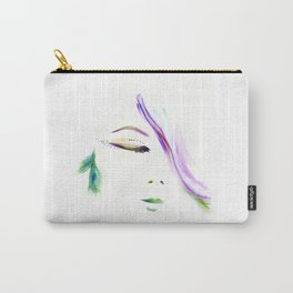 with the Shaman ~ Little Galaxy Carry-All Pouch