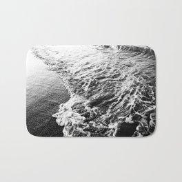 Wave and sand Bath Mat
