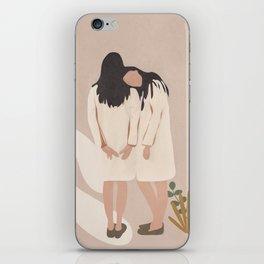 Sisters iPhone Skin