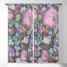 Wake and Bake Sheer Curtain