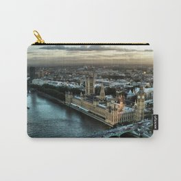London - Palace Of Westminster Carry-All Pouch