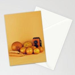 Orange carrots - still life Stationery Cards