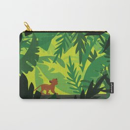 Lion King - Simba Pattern Carry-All Pouch