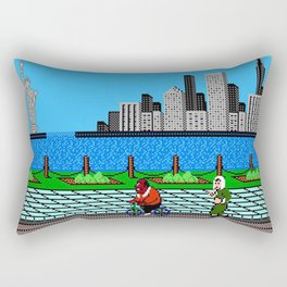 Ask Gary Vee Show - NES Punch Out Training Rectangular Pillow