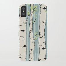 Birch iPhone X Slim Case