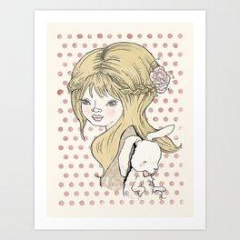 me&you Art Print