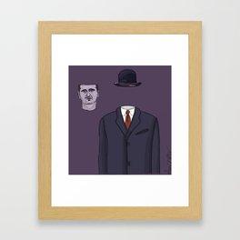 """The Unwanted Pilgrim"" (Syria) Framed Art Print"
