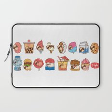 Puglie Food 3 Laptop Sleeve