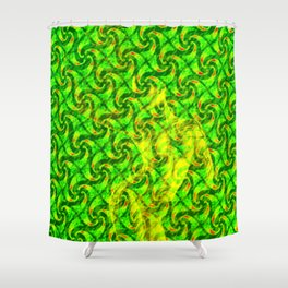 Hunky Dory Shower Curtain