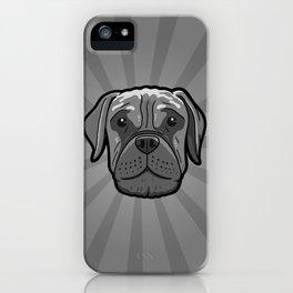 Athos iPhone Case