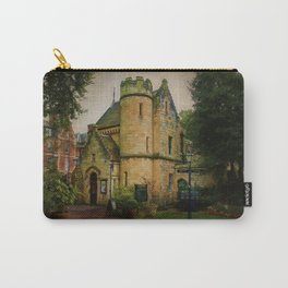 York Museum Gardens Lodge Carry-All Pouch
