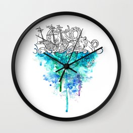 From the Deep, Deep Down. Wall Clock