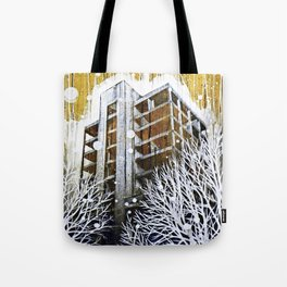 """""""The Fortress"""" Tote Bag"""