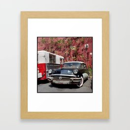 1956 Buick Special, Connecticut, 2012 Framed Art Print