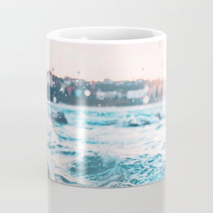 Colours of the ocean Coffee Mug