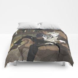 Johnny Knight Comforters