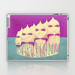 Barcelona Gaudi Paradise Laptop & iPad Skin