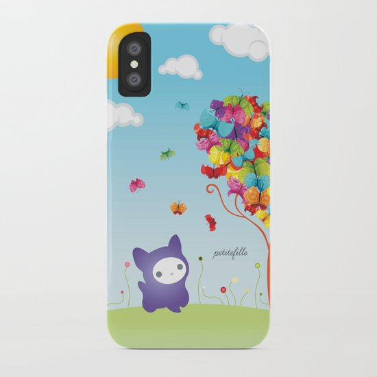 Le Kitteh iPhone Case