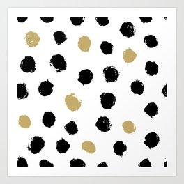 Geometric Pattern 13 Art Print