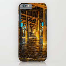 Under Newport Pier iPhone 6s Slim Case