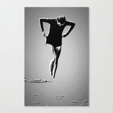 Woman Emerging (a) Canvas Print