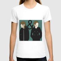 tegan and sara T-shirts featuring tegan & sara by lizbee