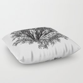 Ivory Grand Floor Pillow