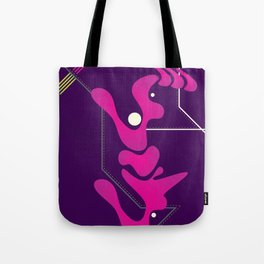 Abstract #01 Tote Bag