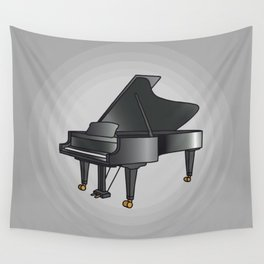 PIANO Wall Tapestry