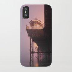 Brighton Pier iPhone X Slim Case