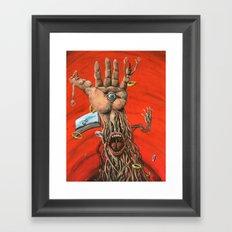 070912 Framed Art Print