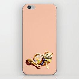 Here Litte Kitty iPhone Skin
