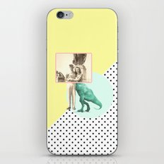 Who would like to date a t-rex iPhone & iPod Skin