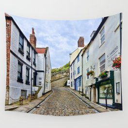 Church Lane Whitby Wall Tapestry