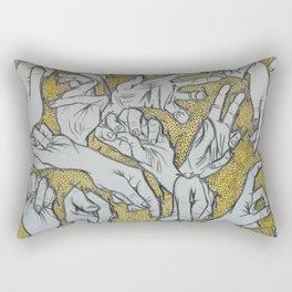 Handmade Rectangular Pillow
