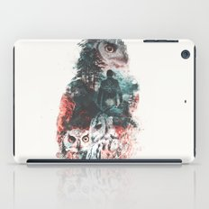 Not What They Seem Inspired by Twin Peaks iPad Case