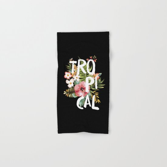 Tropical II Hand & Bath Towel