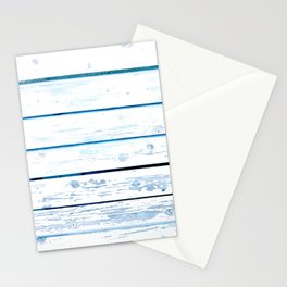 Paint Wood Stationery Cards