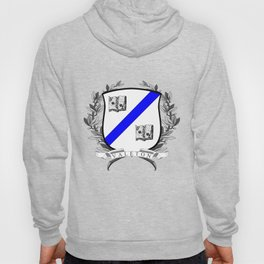 Valeton University Crest Hoody