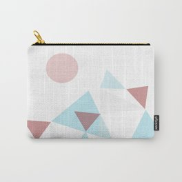 WinterScape  #society6  #buyArt #decor Carry-All Pouch