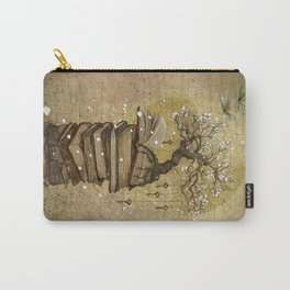 Knowledge is the key Carry-All Pouch