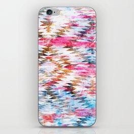 Navajo mess iPhone Skin