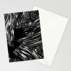 looking for darkness Stationery Cards