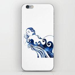 Water Nymph III iPhone Skin