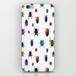 Beetles iPhone Skin