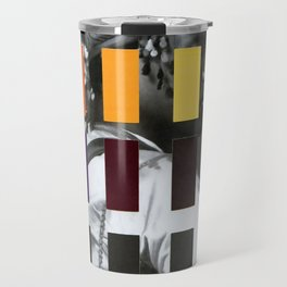 Untitled (or, The Historical Burden of Color Theory) Travel Mug