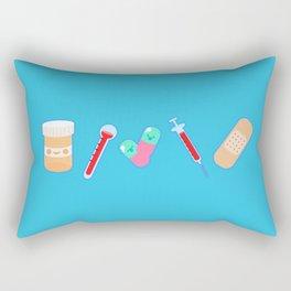Medic Rectangular Pillow