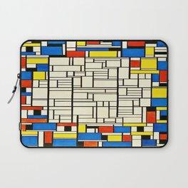 Mondrian Laptop Sleeve